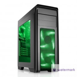ITEK Case GAMING midtower USB3