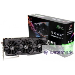 ASUS GeForce GTX 1080 8 GB GDDR5X Pci-E DVI Dual Link / HDMI / 3x Display Port STRIX Advanced Gaming