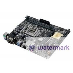 ASUS scheda madre H110M-K D3 LGA1151 mATX DDR3 Sata3 USB3