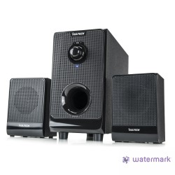 VULTECH casse acustiche SP-2008 2.1 25W SP-2008