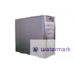 TAKEI Case GALAXIA + Alimentatore 500W senza finestra
