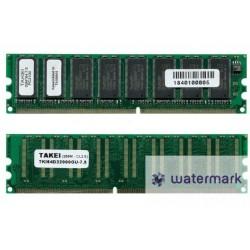 TAKEI Memoria DIMM DDR 256MB PC2100 ECC
