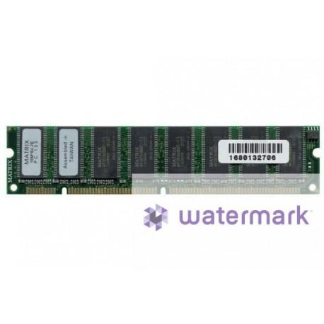 MATRIX Memoria DIMM SDRAM 256MB PC133 CAS2