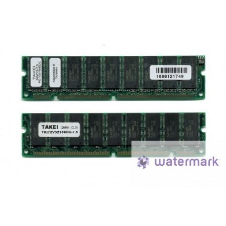 TAKEI Memoria DIMM 256MB ECC SDRAM PC133