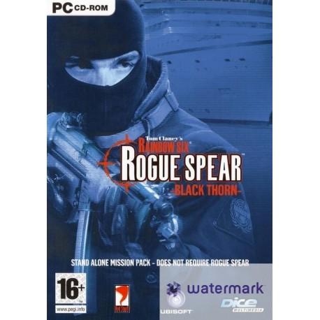 Tom Clancy's Rainbow Six Rogue Spear Black Thorn